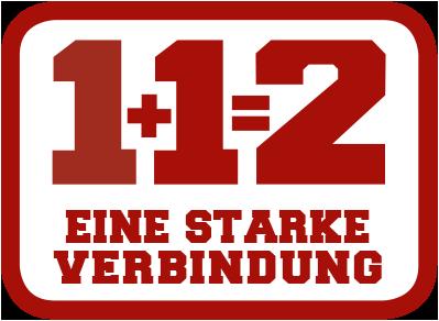 Logo 1+1=2